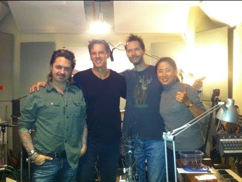 Thomas Lang's video blog: Paul Gilbert Japan 2013