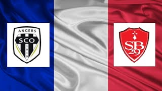 Football FRANCE Ligue 1 ANGERS BREST
