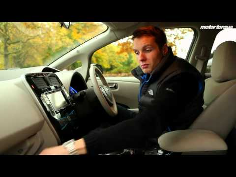 Nissan Leaf review and road test 2013
