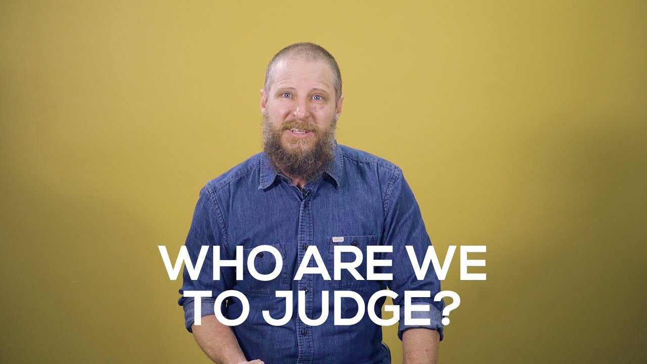 Who Are We to Judge? // Q+A From the Book of James