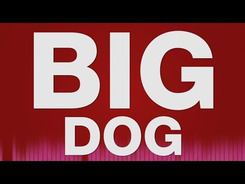 Big Dog Barking SOUND EFFECT - Großer Hunde Bellen SOUND