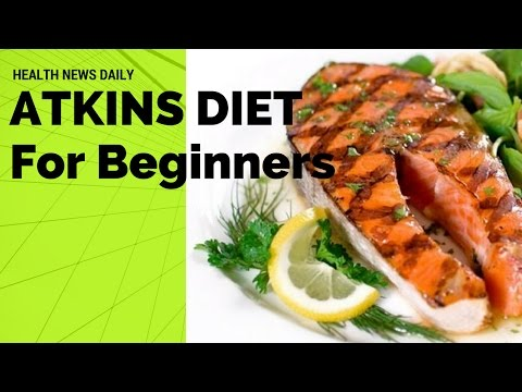 Hot News | ATKINS DIET for Beginners - Celebrity Diet