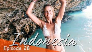 PADANG PADANG SURFING BEACH ADVENTURE | INDONESIA VLOG SE01 EP28(, 2018-07-25T04:00:01.000Z)