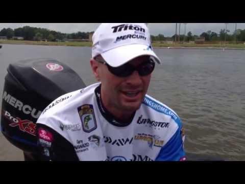 Randy Howell's fish story