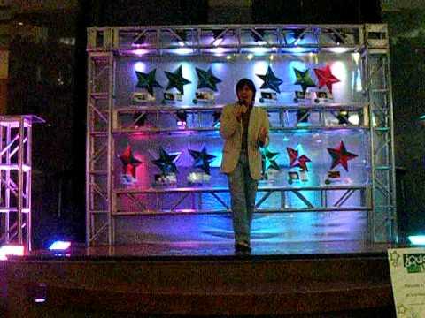 Mi segundo intento - Subasta de la Estrella de Reinaldo Alvarez en Centro Sambil