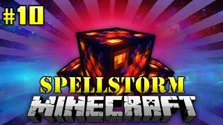 SUNSTONE ORE - Minecraft Spellstorm #010 [Deutsch/HD]
