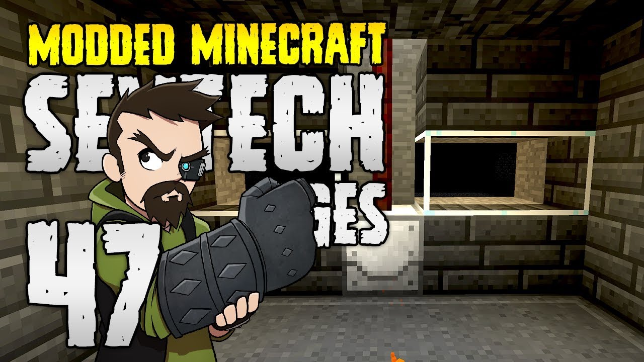 Minecraft SevTech: Ages | 47 | AUTOMATED MOB FARM? | Modded Minecraft 1 12 2