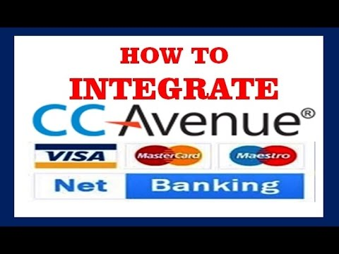 how to integrate ccavenue payment gateway step by step tutorial