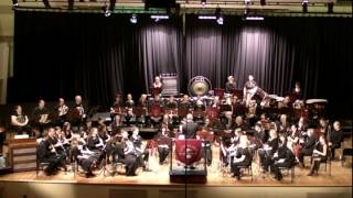 Carmina Burana Part 2/2 - Qld Wind and Brass 2010