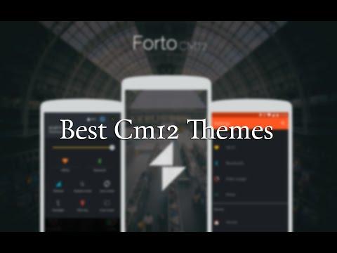 Best 6 Cyanogenmod 12 (CM 12) Themes #2