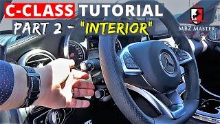 Mercedes C-Class Video Manual Part 2: INTERIOR