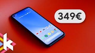 Google Pixel 4a - Aller guten Dinge sind vier! (review)
