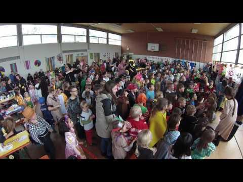 Charly Depp Depp Depp Volkschule Altenstadt Faschingssause
