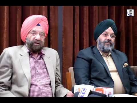 International Punjabi Conference 2018 at Khalsa College   Delhi University   Manjit Singh GK