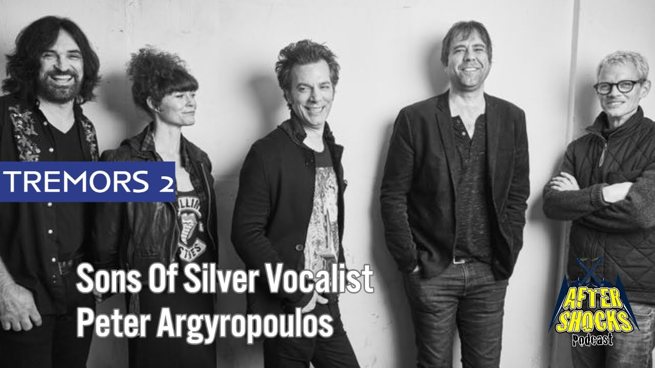 AFTERSHOCKS - Tremors  2 with Sons of Silver Vocalist Peter Argyropoulos