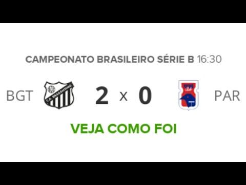 Bragantino 2 x 0 Paraná - Gols & Melhores Momentos (HD) Brasileirão Serie B - 12/10/19   Futebol
