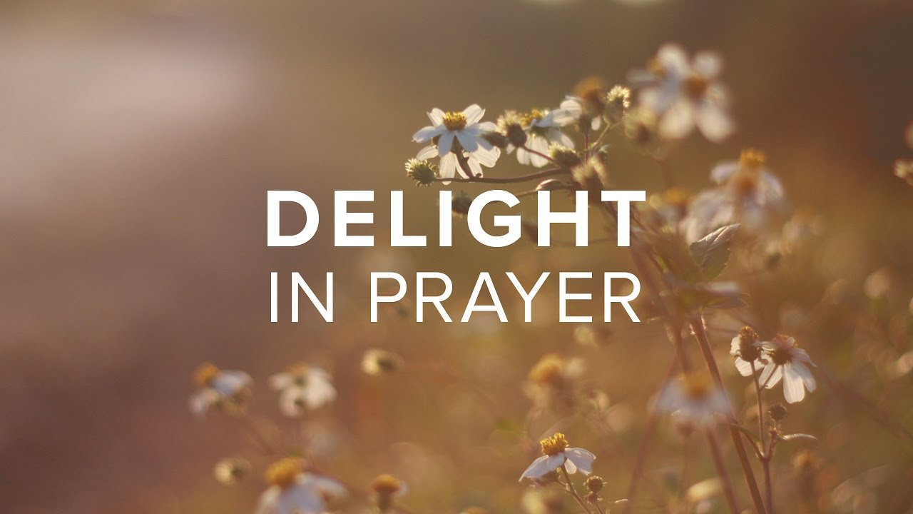 Radical Love Delight In Prayer Peter Tanchi Youtube