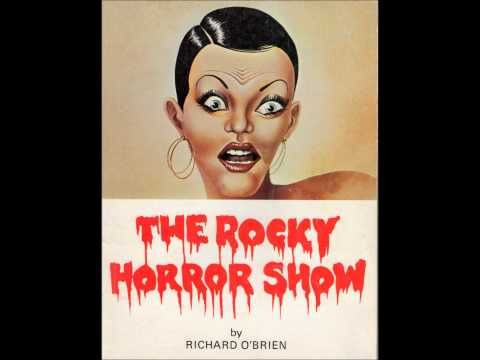 Richard O'Brien  Over At The Frankenstein Place Rocky Horror  demo