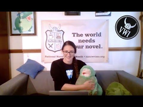 Camp NaNoWriMo Virtual Write-In 4/4/18