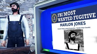I Caught A Wanted Criminal While On Border Duty - Border Officer Gameplay