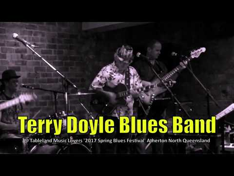 Terry Doyle Blues Band 'Hurray Up & Wait'