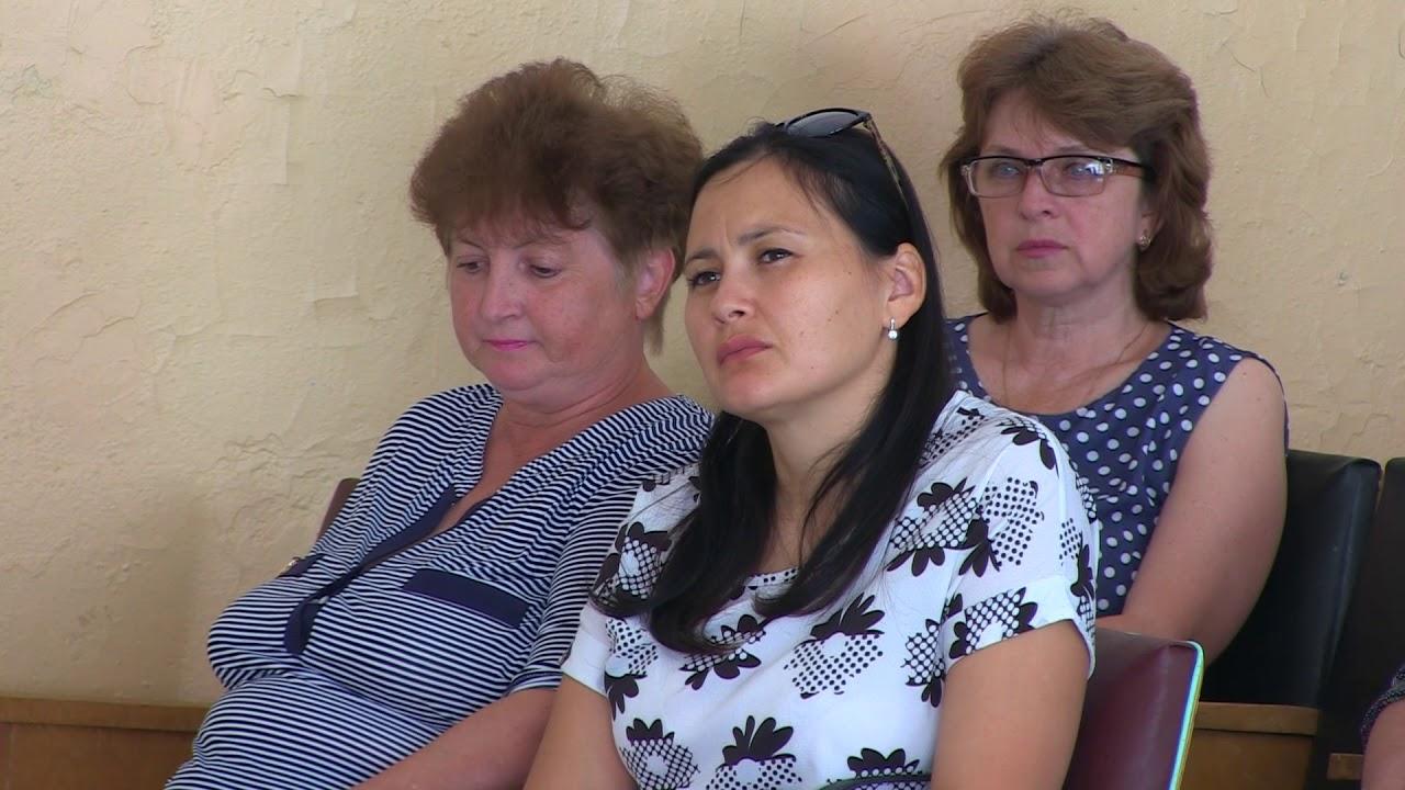 Елена Логойдо с рабочей поездкой посетила Побединское поселение