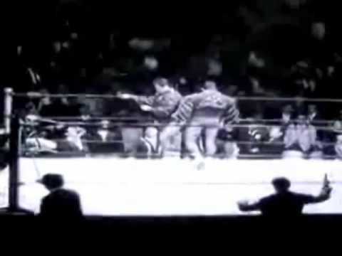"""Leyendas del Ring 18 """"Elvis Presley luchador"""""""