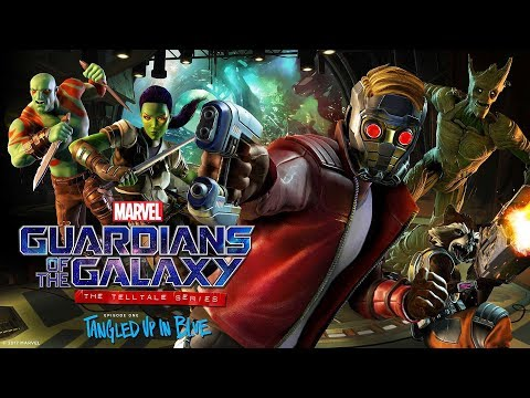 Marvel's Guardians Of The Galaxy - Episode 1 | Tangled Up In Blue | Gameplay/Walkthrough (FULL GAME)