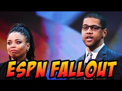 Michael Smith Rips ESPN Over Jamele Hill