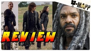 "SO MUCH DEATH! The Walking Dead S9 Ep 15 ""The Calm Before"" REVIEW AFTERSHOW"