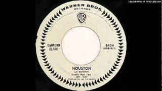 Sanford Clark - Houston