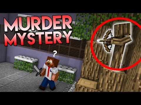 OMG Det Funkade!! 😱   Minecraft Murder Mystery - Med Ufosxm