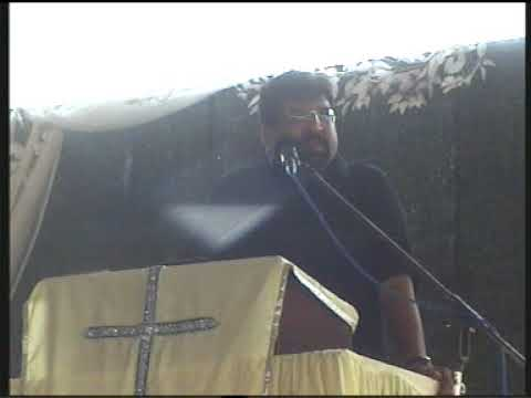 REV. SALEEM YOUNIS SERMON ON SIALKOT CONVENTION PUNJABI SERV