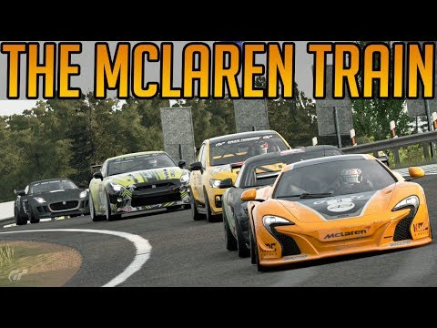 Gran Turismo Sport: The Mclaren Hype Train thumbnail