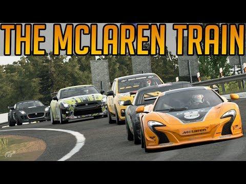 Gran Turismo Sport: The Mclaren Hype Train thumbnail