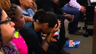 Gasps, weeping heard as Aaron Hernandez found guilty of murder
