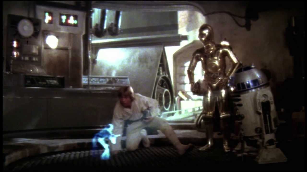 Star Wars A New Hope 4k Ultra Hd 1977