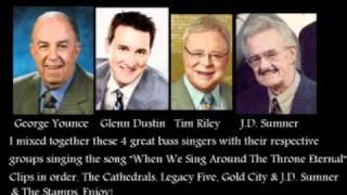 Play When We Sing Around The Throne Eternal