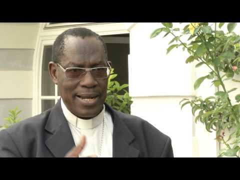 Erzbischof Simon über die Lage in Burundi