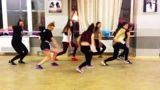 Mad Gyals Crew Class, Vybz Kartel - Pound of Rice || K-licious Dance Company