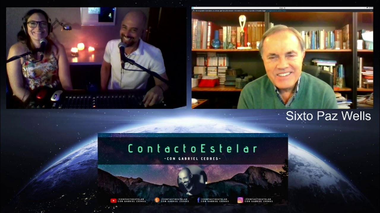 Contacto Estelar con Gabriel Cedres