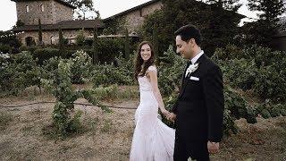 Romantic Destination Wedding in Napa Valley, California