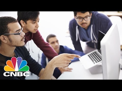 Closing The Skills Gap With New Training Tools | CNBC