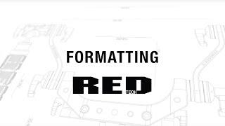 Formatting | RED TECH thumbnail