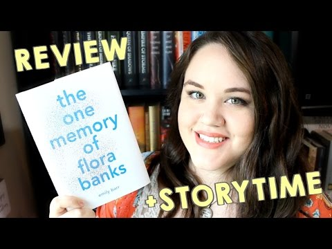 The One Memory I Never Want to Forget | Flora Banks Review (spoiler free)
