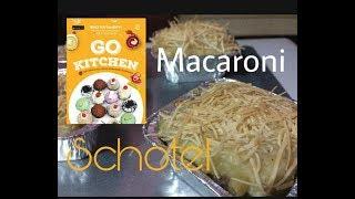 Resep MACARONI SCHOTEL - resep buku GO KITCHEN @RESTUUTAMIDEWI