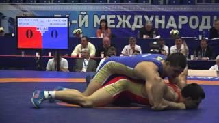 Поддубный 2016. 75 кг. Роман Власов - Ильяс Магомадов. Полуфинал