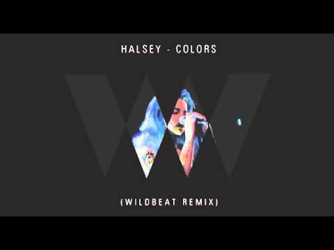 Halsey - Colors (Wildbeat Remix)