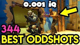 0.001 IQ SNEAKY PLAYER *WTF*- CS:GO BEST ODDSHOTS #344