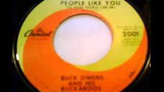Watch Buck Owens It Takes People Like You To Make People Like Me video